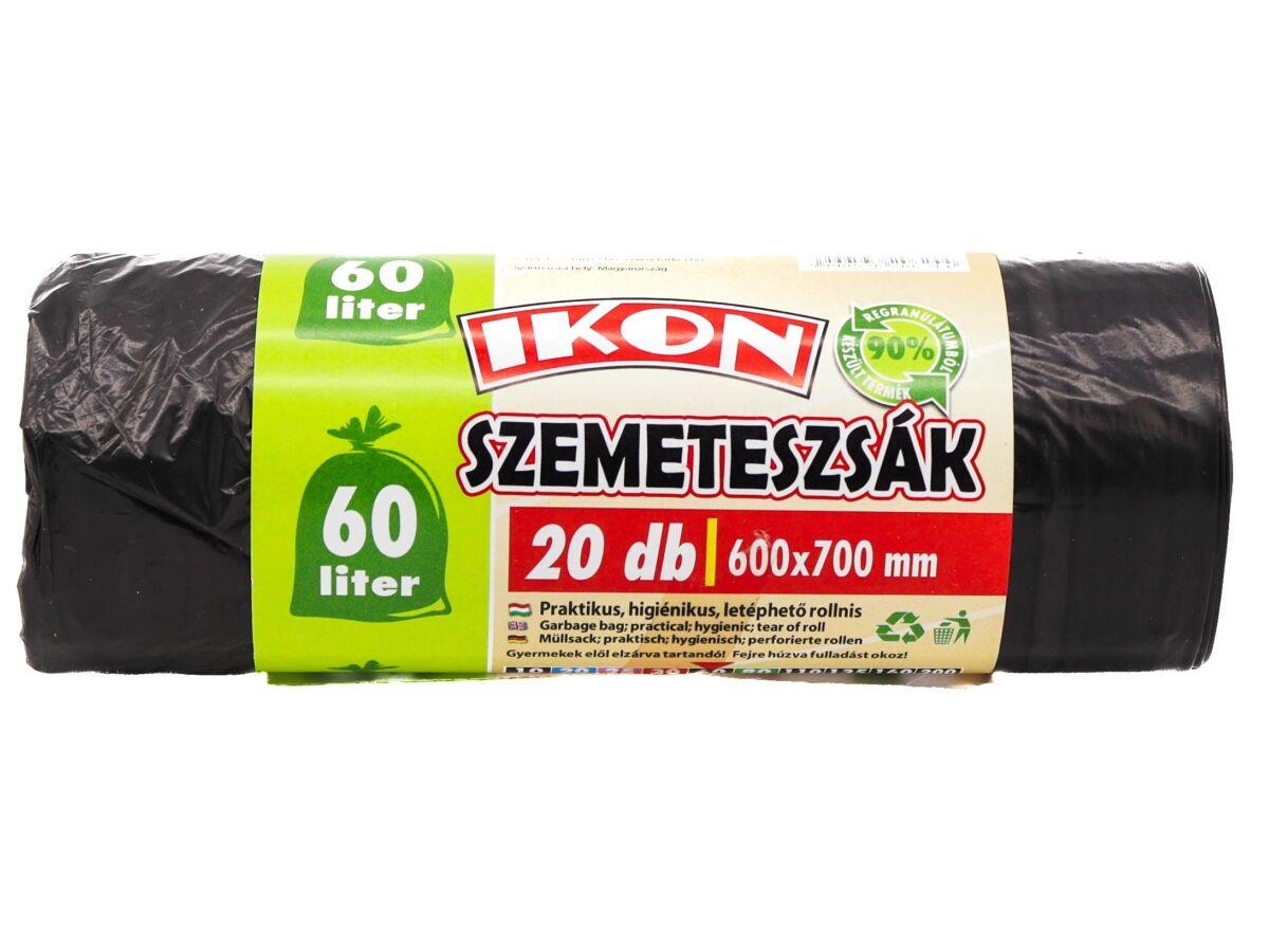 60 Liter 20db/roll