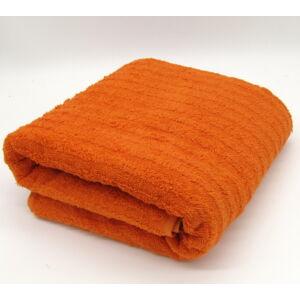 Törölköző 70*140cm Narancs
