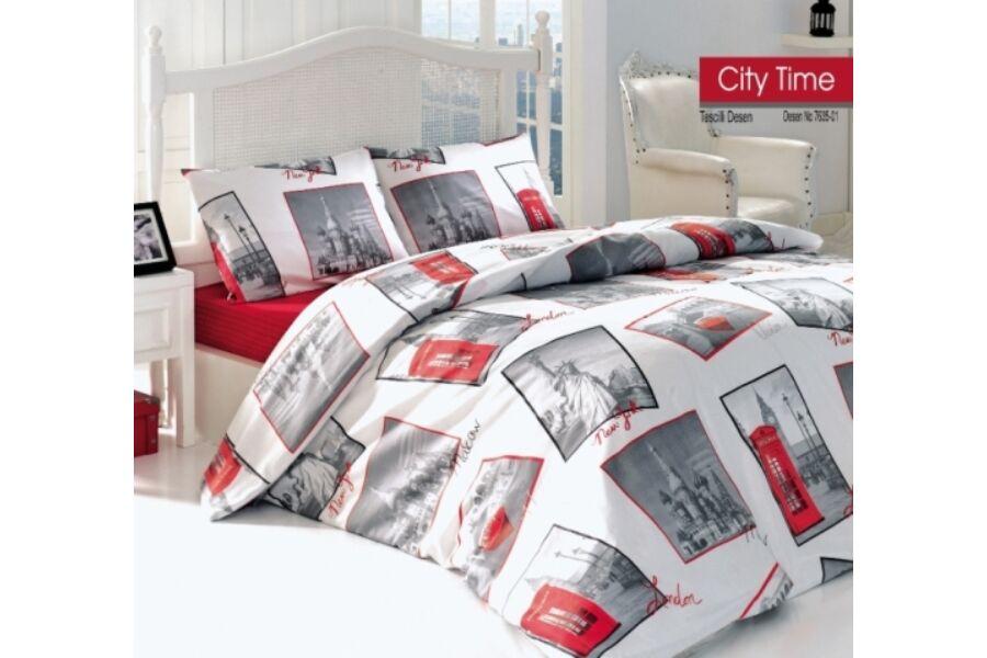 City Time  ágynemű garnitúra