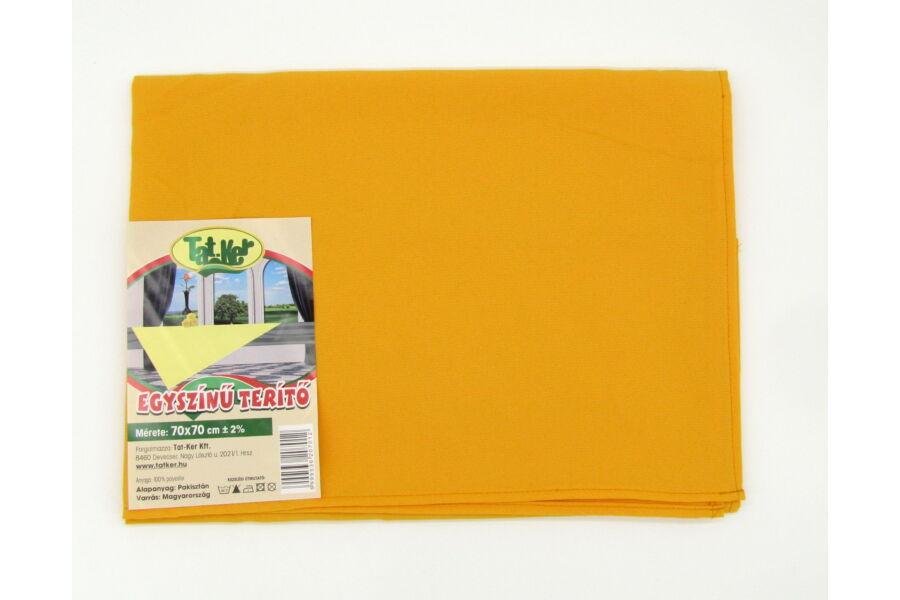 Sun Yellow polyester alapanyag