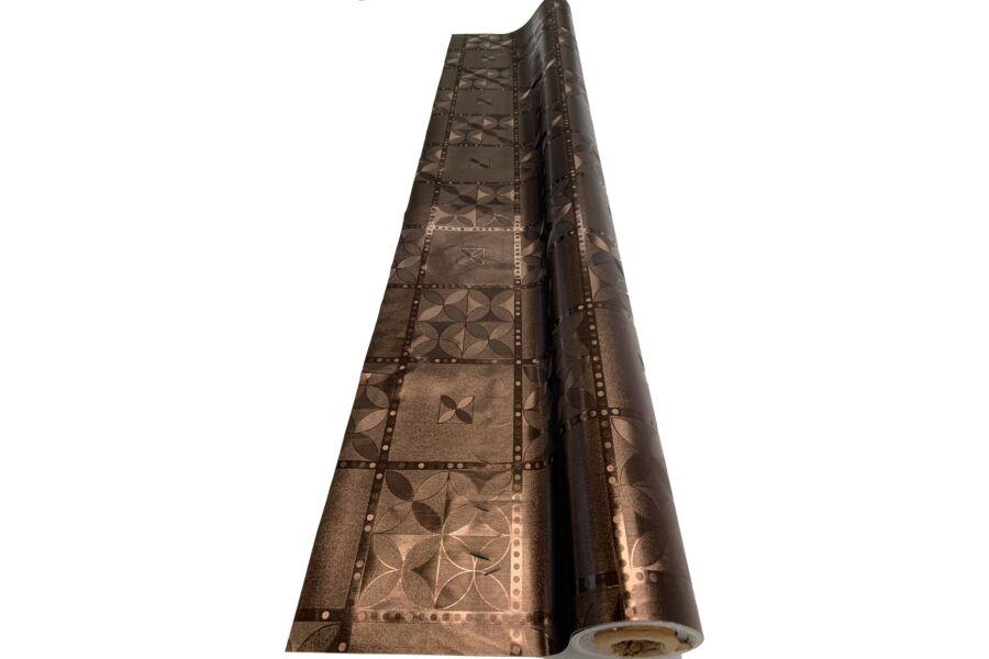 Viaszos terítő 20 m/roll  T6162 Coffee