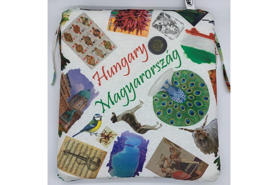 Magyarország kötős ülőpárna