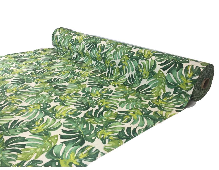 Loneta minőségi méterárú Dzsungel-1