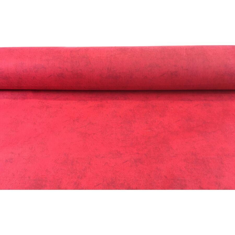 Piros raszter terítő