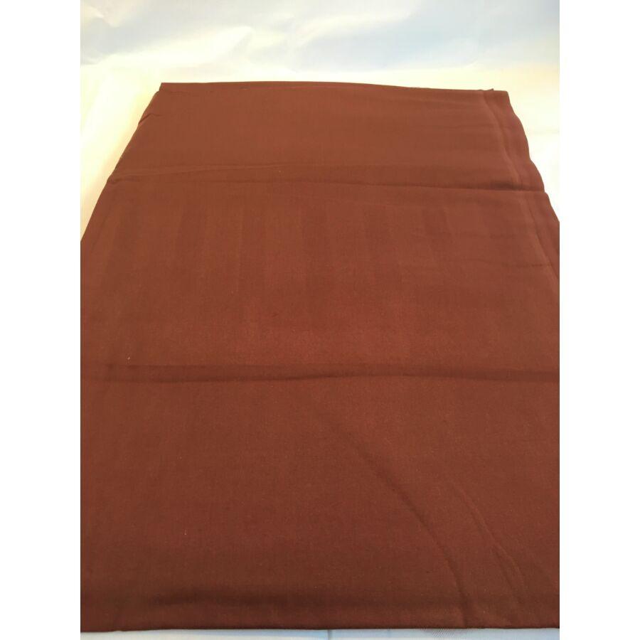 Pamut vászon - Egyszínű Barna